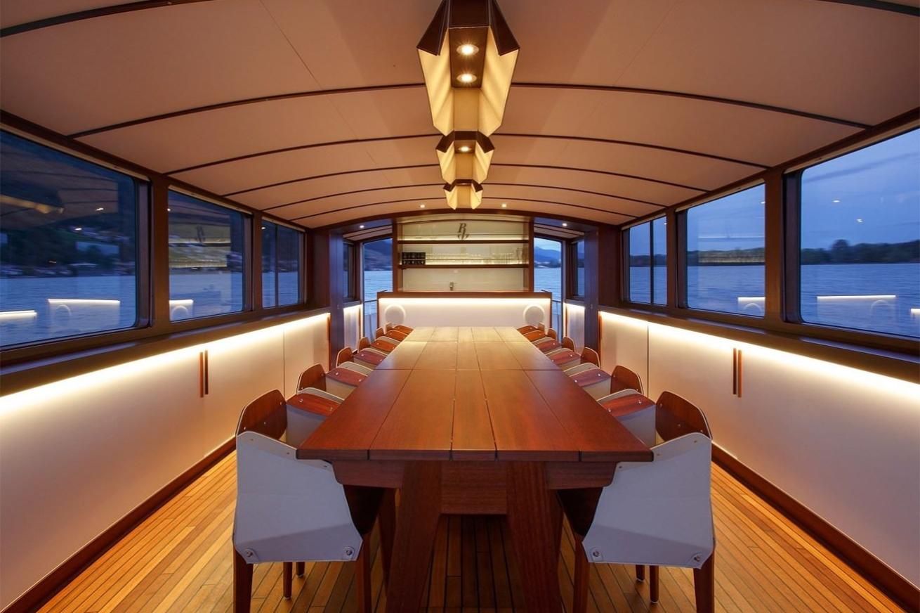 Architektur- und Interieurfotografie: Kulturschiff Romandie. Foto: Remo Zehnder