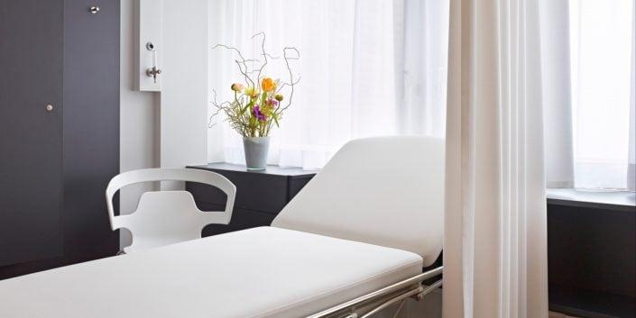 Architektur- und Interieurfotografie für eine Arztpraxis