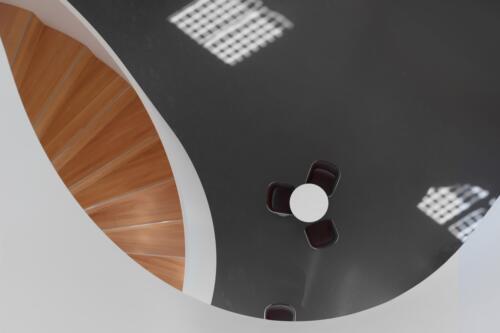 Industriebau Sputnik Engineering, Biel/Bienne. Aufragsarbeit