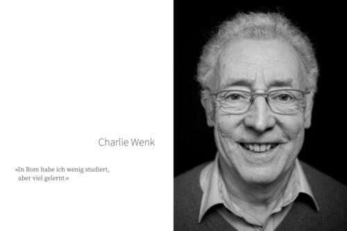 Portraitfotografie für Buch Männer 60/70
